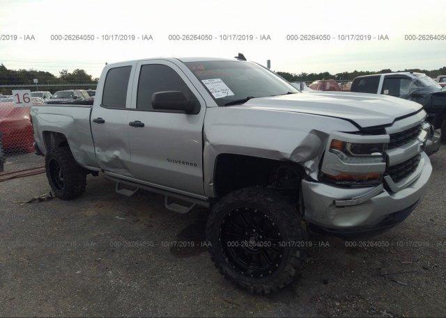 Inventory #511474711 2018 Chevrolet SILVERADO