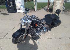 2006 Harley-davidson FLSTFI - 1HD1BXB106Y028581 Right View