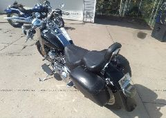 2006 Harley-davidson FLSTFI - 1HD1BXB106Y028581 [Angle] View