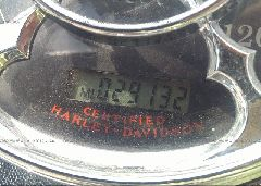 2006 Harley-davidson FLSTFI - 1HD1BXB106Y028581 inside view