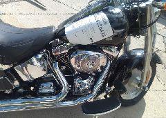 2006 Harley-davidson FLSTFI - 1HD1BXB106Y028581 front view