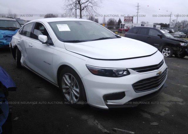 Inventory #942046489 2017 Chevrolet MALIBU
