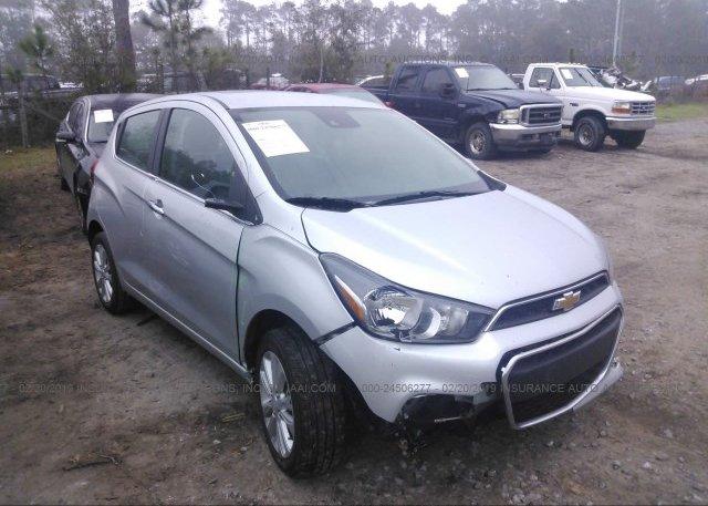 Inventory #934535720 2017 Chevrolet SPARK