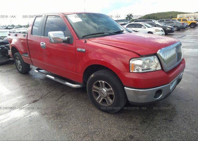 Inventory #267558515 2006 FORD F150