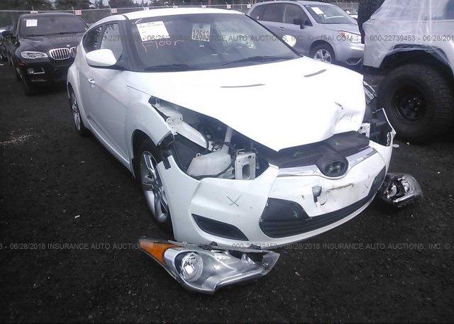 Inventory #564106524 2013 Hyundai VELOSTER