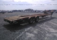 2013 HOLMES 24 FT CAR TRAILER - T874086 rear view
