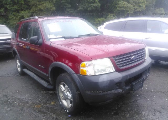 Inventory #817921385 2004 FORD EXPLORER