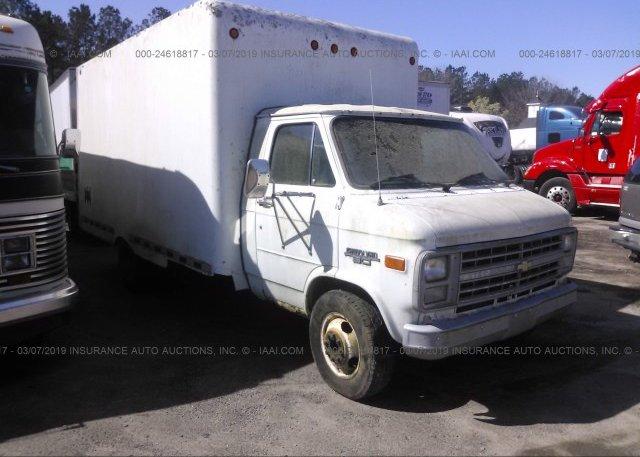 Inventory #620428208 1990 CHEVROLET G30