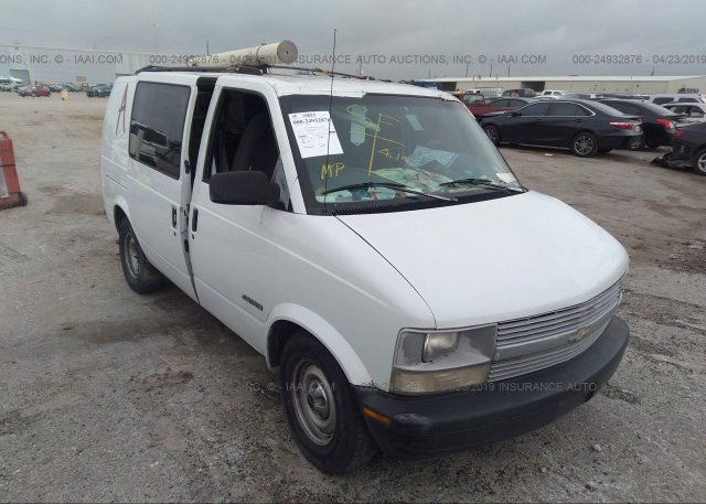 Inventory #995841831 2000 Chevrolet ASTRO