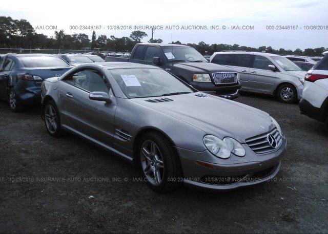 Inventory #841941580 2006 Mercedes-benz SL