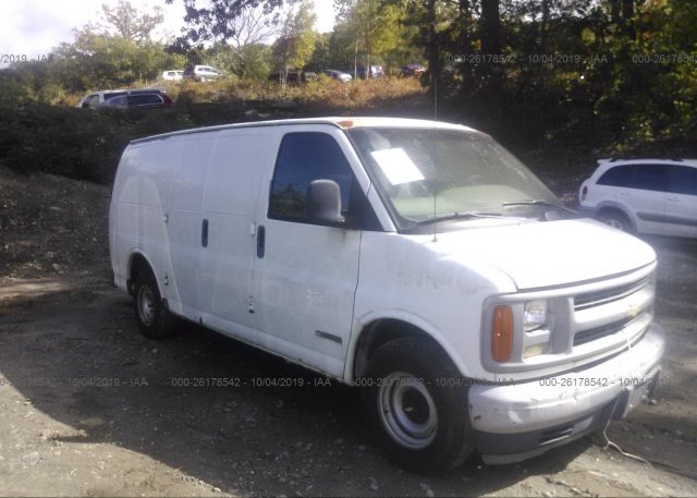 Inventory #102273250 2001 Chevrolet EXPRESS G1500