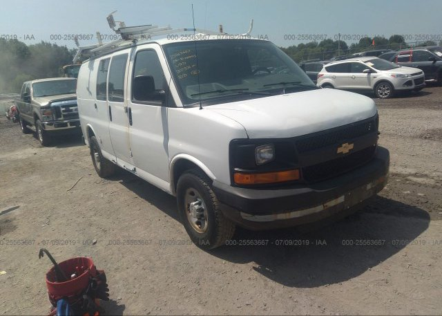 Inventory #450085516 2008 Chevrolet EXPRESS G2500