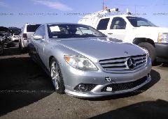 2007 Mercedes-benz CL