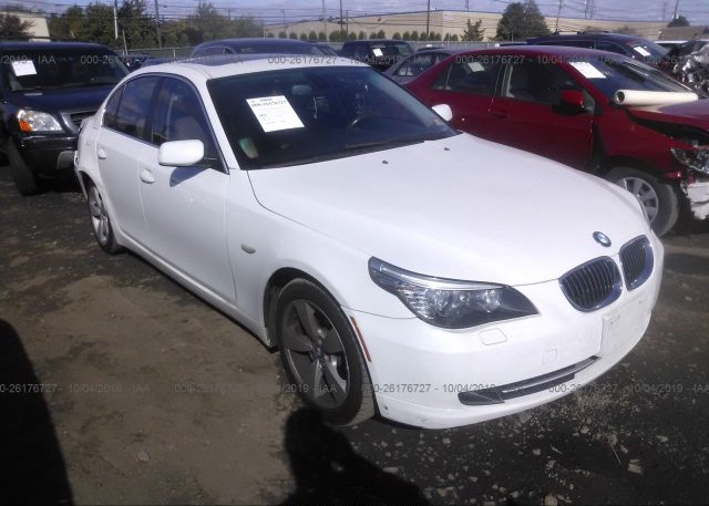 Inventory #412681117 2008 BMW 528