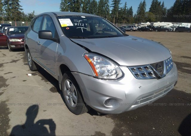 Inventory #983224496 2013 Nissan ROGUE