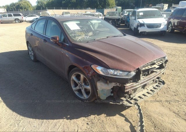 Inventory #965656620 2015 FORD FUSION