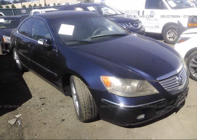 Inventory #847755651 2005 Acura RL