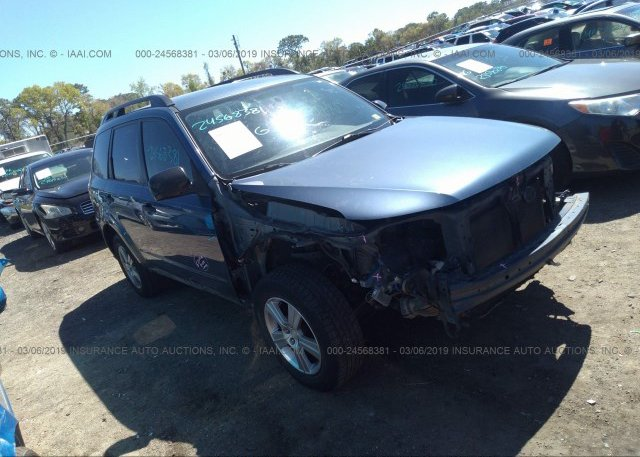 Inventory #848221953 2012 Subaru FORESTER