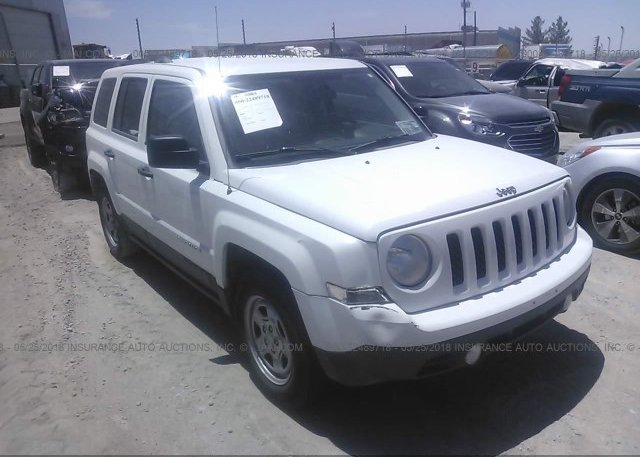 Inventory #613234058 2013 JEEP PATRIOT