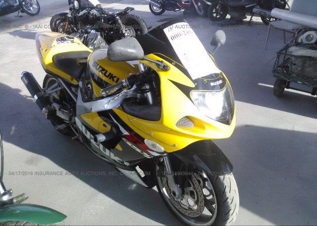 Inventory #545368331 2001 Suzuki GSX-R600