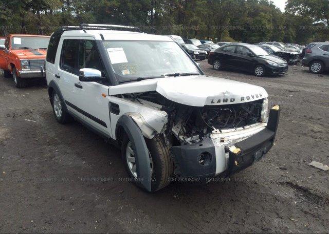 Inventory #462508864 2006 Land Rover LR3
