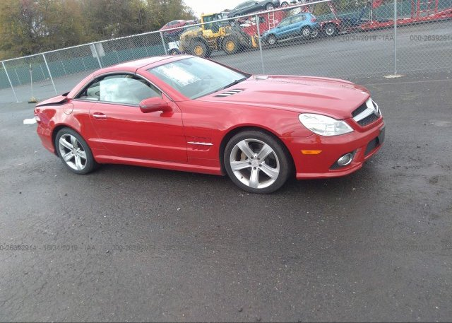 Inventory #736088658 2009 Mercedes-benz SL