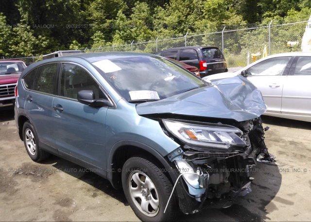 Inventory #692434283 2015 Honda CR-V