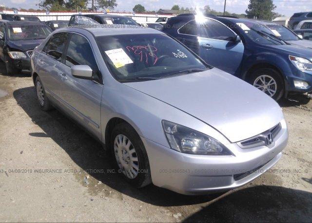 Inventory #728919621 2003 Honda ACCORD