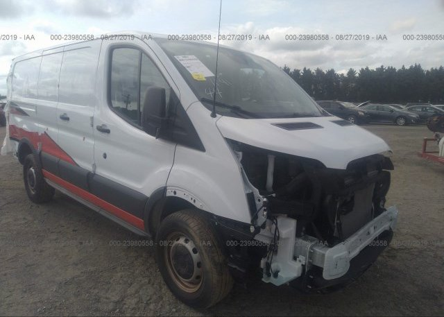 Inventory #137231020 2017 FORD TRANSIT