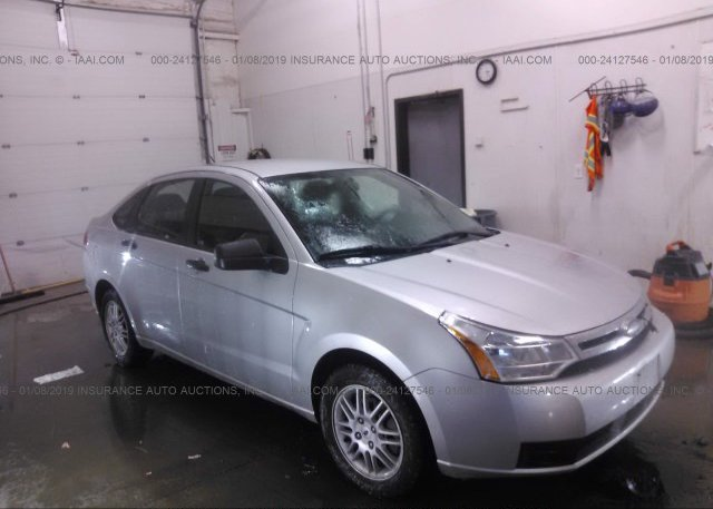 Inventory #320179940 2010 FORD FOCUS