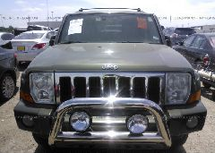 2007 JEEP COMMANDER - 1J8HH68297C673195 detail view