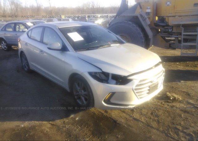 Inventory #800758545 2017 Hyundai ELANTRA