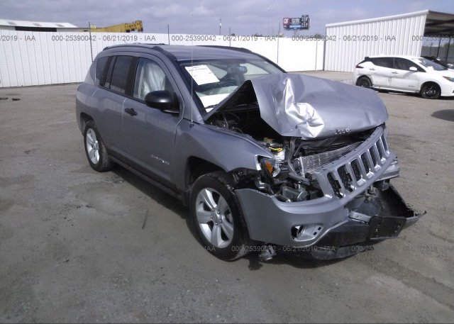 Inventory #697113965 2016 JEEP COMPASS