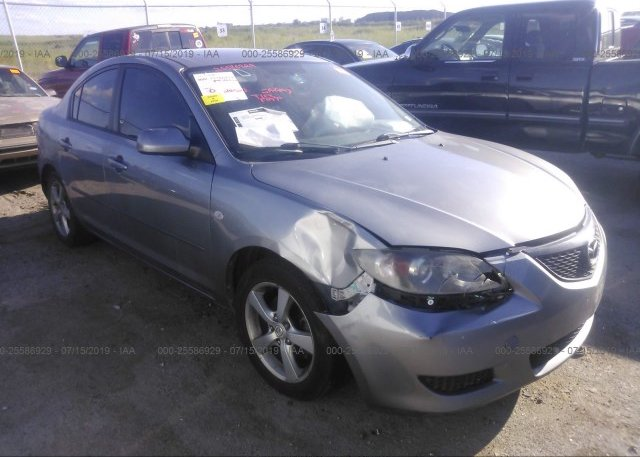 Inventory #595401950 2006 Mazda 3