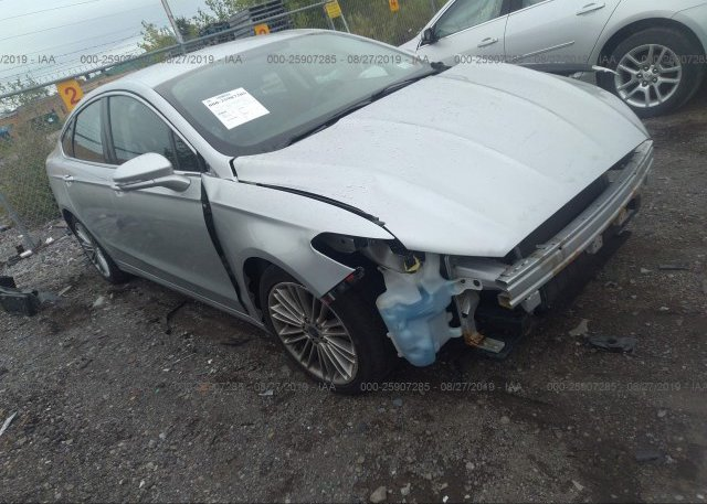 Inventory #731555643 2015 FORD FUSION