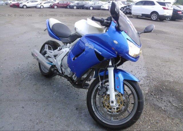 Inventory #634850657 2006 Kawasaki ZX1400