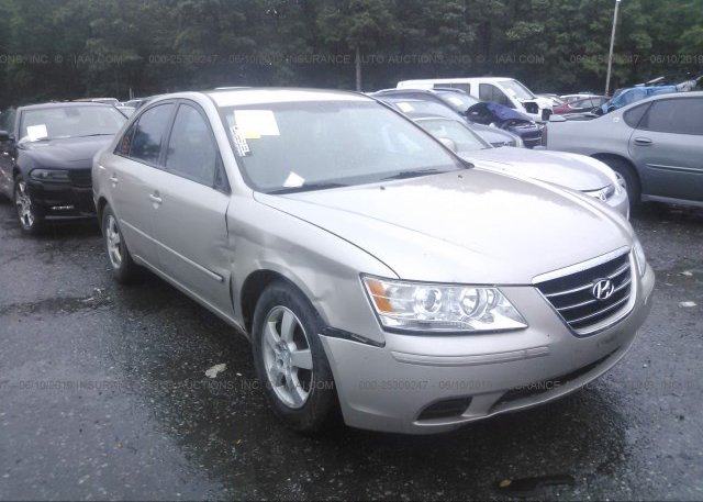 Inventory #715247771 2010 Hyundai SONATA