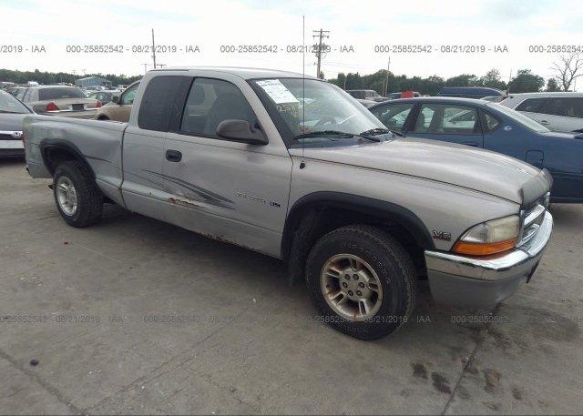 Inventory #311738382 1999 Dodge DAKOTA