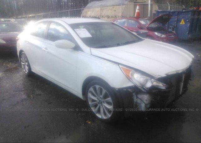 Inventory #542374882 2012 Hyundai SONATA