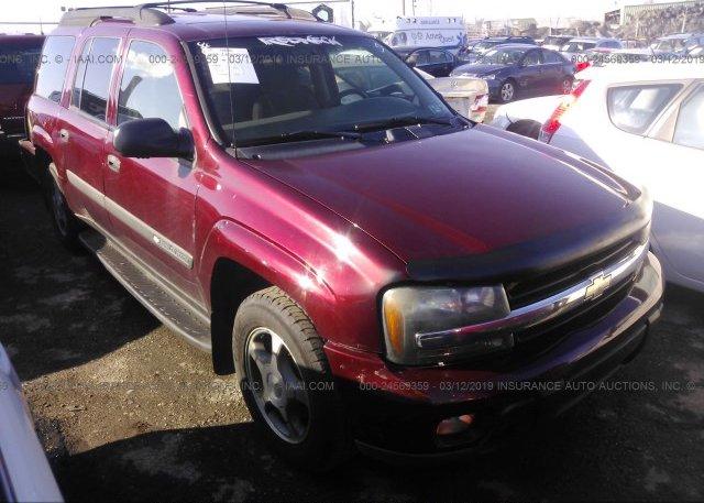 Inventory #939589909 2004 Chevrolet TRAILBLAZER