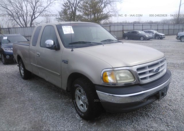 Inventory #368087183 1999 FORD F150