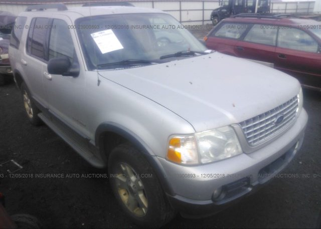 Inventory #159280314 2005 FORD EXPLORER