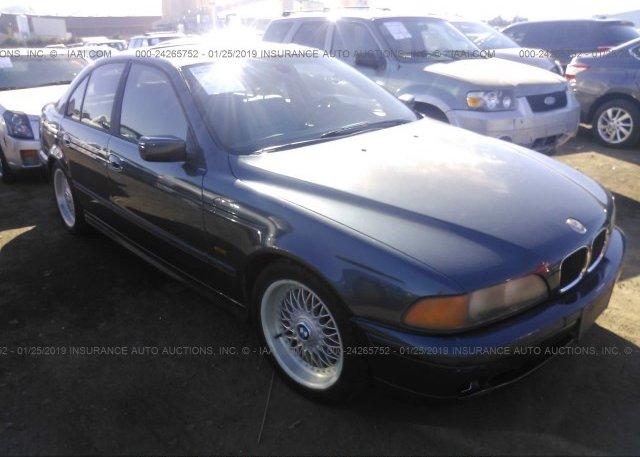 Inventory #925640458 2000 BMW 528