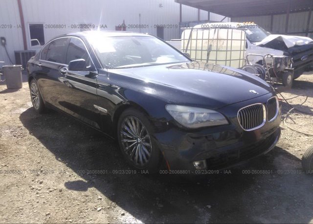 Inventory #618940116 2011 BMW 740