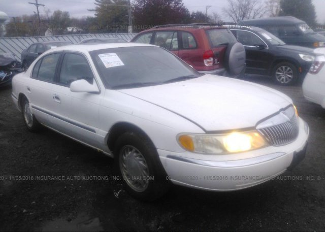 lincoln continental 1998 parts