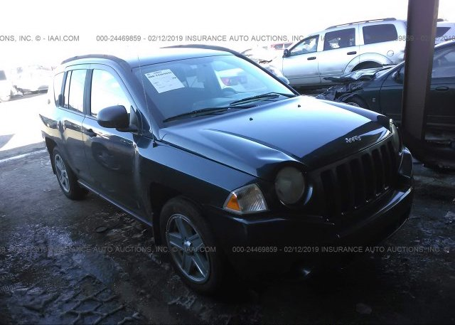 Inventory #413827514 2007 JEEP COMPASS