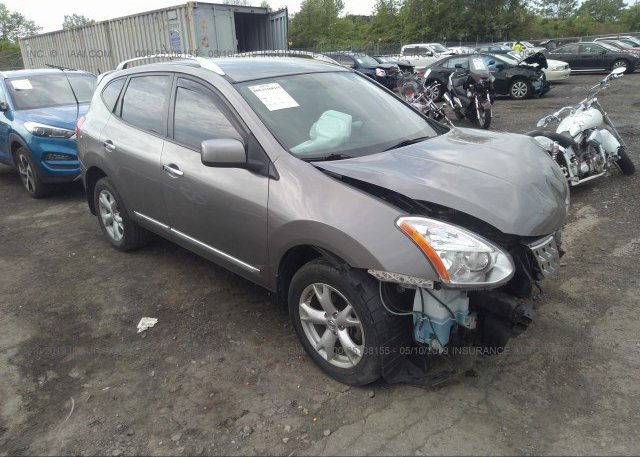 Inventory #936978797 2011 Nissan ROGUE
