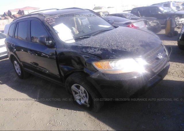 Inventory #410488712 2009 Hyundai SANTA FE