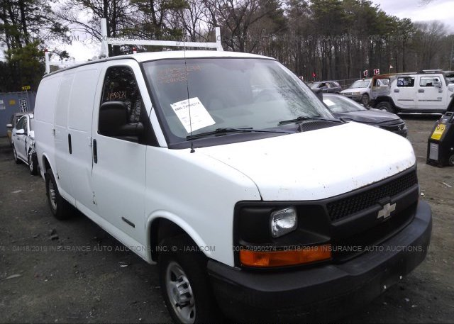 Inventory #244805037 2006 Chevrolet EXPRESS G2500