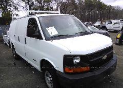 2006 Chevrolet EXPRESS G2500